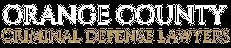 LA & Orange County Criminal Defense Lawyers Logo